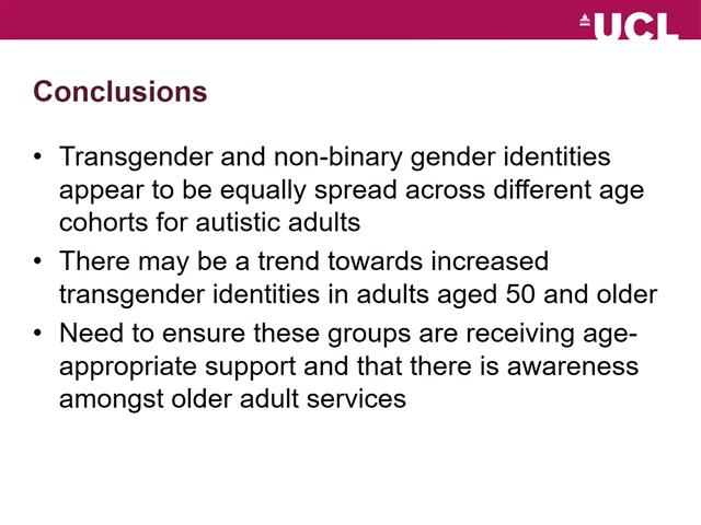 Panel 3: Whose gender is it anyway? Services, access and identity